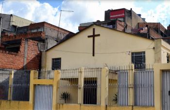Paróquia Santa Cecília Fachada