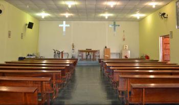 Paróquia Santa Cecília Interior