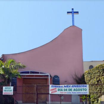 Paroquia Santo Afonso Fachada