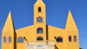 Jesus Maria e José Fachada