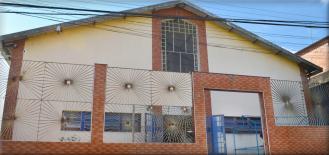 N. SRA. de Pentecostes e São Francisco de Assis interior