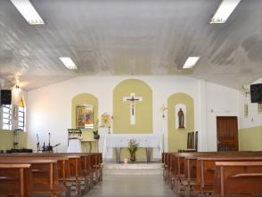Nossa Senhora da Anunciação e São Paulo Apóstolo Interior