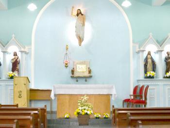 Nossa Senhora das Graças Interior