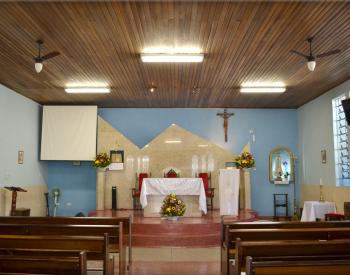 Nossa Senhora de Fátima Interior