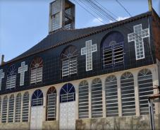Paróquia São miguel arcanjo Fachada