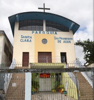 Santa Clara e São Francisco de Assis Setor Pedreira