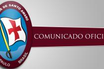 Comunicado Oficial para a Diocese