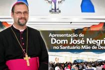 Solenidade de apresentação de Dom José Negri no Santuário Mãe de Deus
