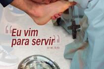 """""""Eu vim para servir"""" lema da Campanha da Fraternidade 2015"""