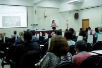Cúria promove formação de atendimento e comunicação para secretários paroquiais