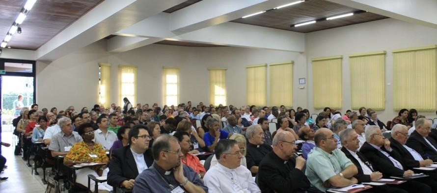 Encontro do SP2 reúne 8 Dioceses na Cúria de Santo Amaro