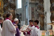 Papa Francisco faz anúncio do Jubileu da Misericórdia