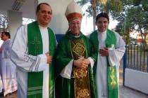 Paróquia Nossa Senhora Aparecida celebra missa dos benfeitores