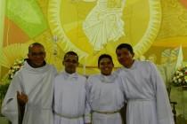 Colação de Ministérios dos seminaristas