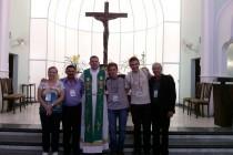 Diocese de Santo Amaro na 35º Assembleia do COMIRE