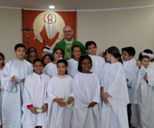 Visita Pastoral a Paróquia São José