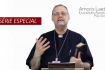 Diocese de Santo Amaro lança série de vídeos sobre a Amoris Laetitia