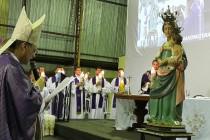 Missa diocesana de Abertura do Ano Pastoral reúne milhares de fiéis na Paróquia NS da Esperança