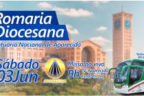 Santuário Nacional de Aparecida receberá romaria da diocese de Santo Amaro