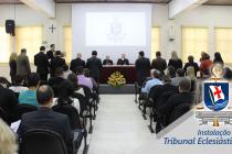Tribunal Eclesiástico de Santo Amaro é instalado em sessão solene