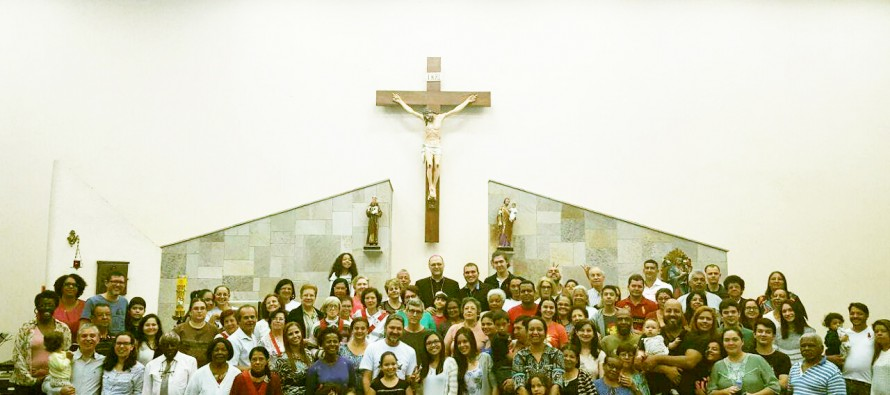 Visita Pastoral na Paróquia Nossa Senhora do Perpétuo Socorro