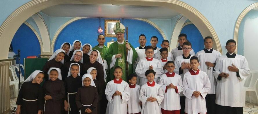 Visita Pastoral na Paróquia Nossa Senhora do Bom Conselho