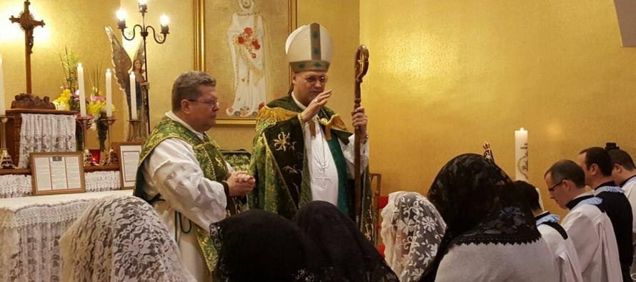 Visita Pastoral na Paróquia Rainha Santa Isabel de Portugal