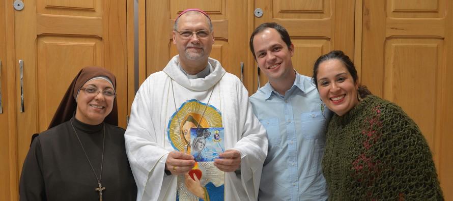 Diocese de Santo Amaro lança CD dedicado a Nossa Senhora de Fátima