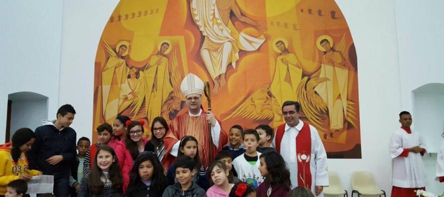 Visita Pastoral na Paróquia São Joaquim
