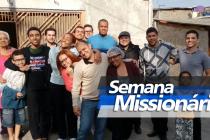Semana Missionária Diocesana