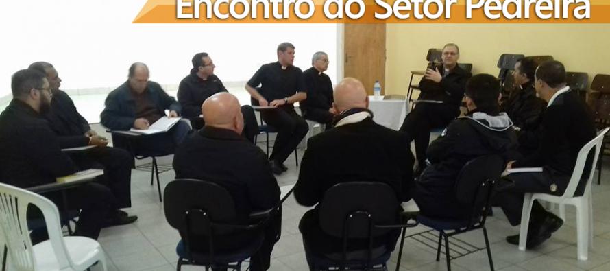 Encontro do Setor Pedreira na Paróquia São Raimundo Nonato