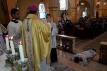 Pe. José Maria, SJS é ordenado na Catedral de Santo Amaro, Abade