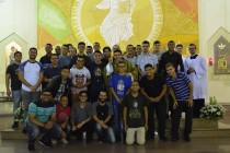 """""""Os dilemas do Jovem Rico e nossas inquietações"""" foi o tema do 6º encontro vocacional diocesano"""