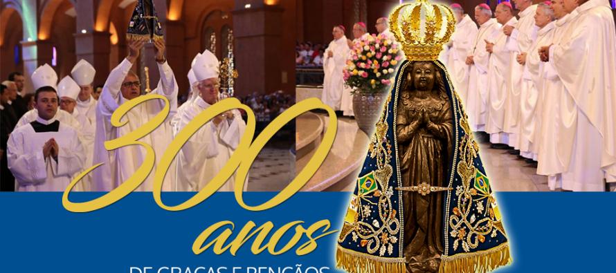 Bispos se reúnem para celebrar a Padroeira do Brasil