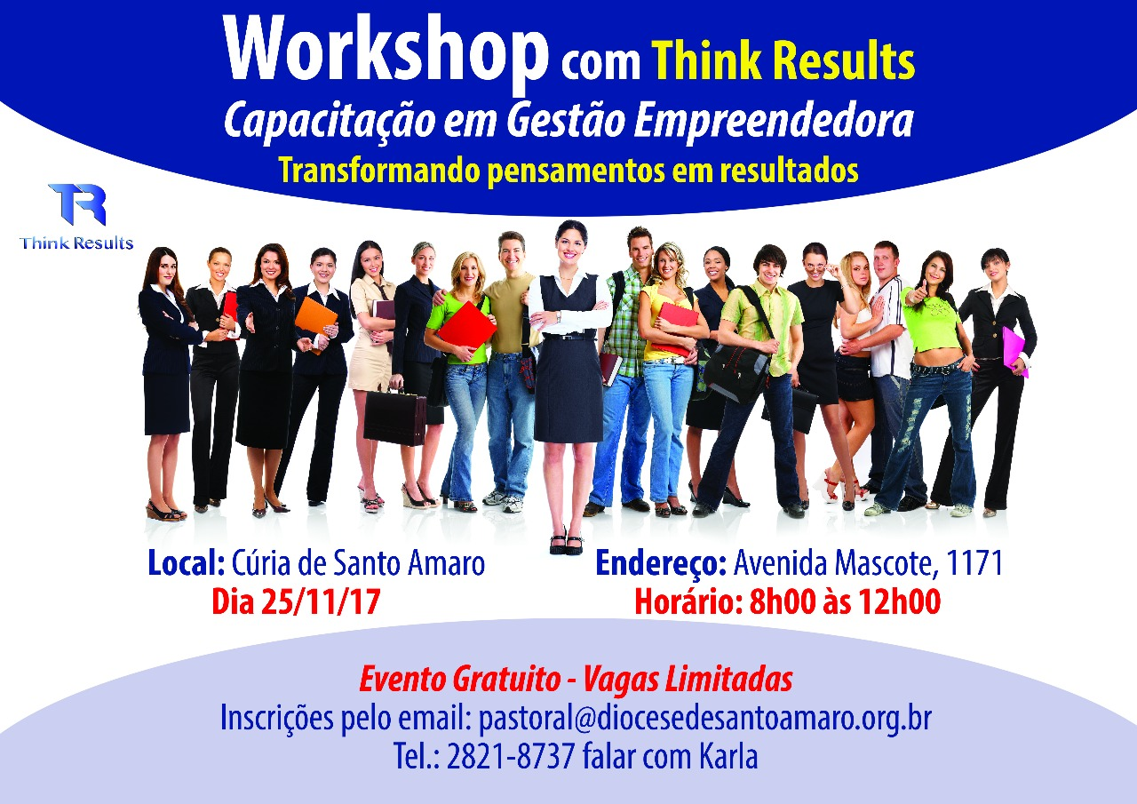 WorkShopGestaoEmpreendedora