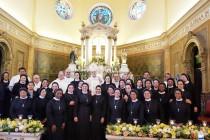 Instituto das Filhas de São José celebram 50 anos de presença no Brasil com missa na Catedral