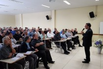 Encontro do clero diocesano para formação permanente