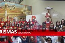 Dom José celebra a Crisma em mais duas paróquias do setor Grajaú