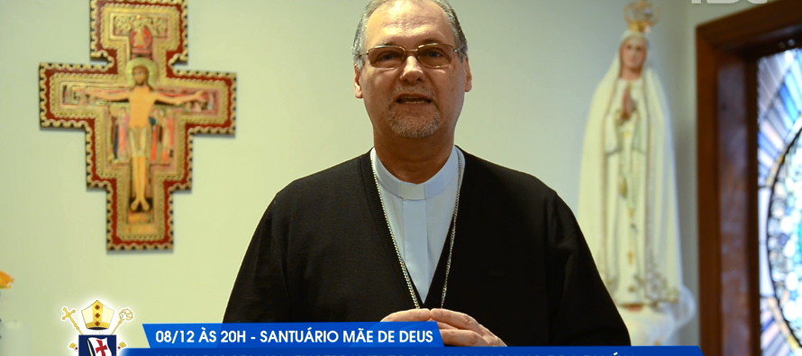 Missa Diocesana para abertura do Ano Nacional do Laicato e encerramento do Ano Mariano.