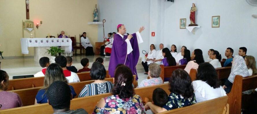 Visita Pastoral na Paróquia Nossa Senhora dos Anjos