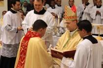 Diocese celebra a ordenação de dois novos padres