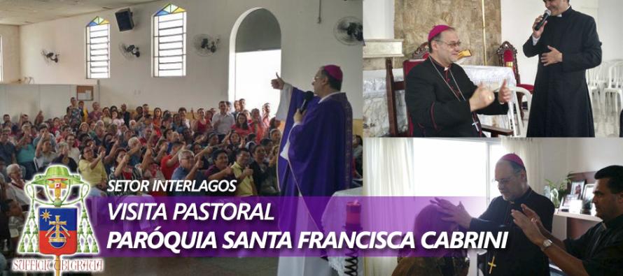 Visita Pastoral na Paróquia São Brás