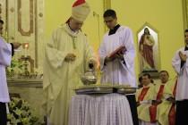 Missa dos Santos Óleos acontece na Paróquia São João de Brito