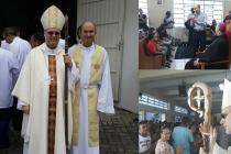 Visita Pastoral na Paróquia São Pio de Pietrelcina