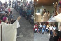 Visita Pastoral na Paróquia Menino Jesus de Praga