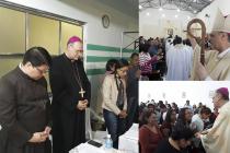 Visita Pastoral na Paróquia Santa Cecília