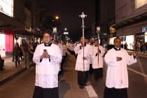 Procissão e Missa Diocesana em honra a Nossa Senhora de Fátima