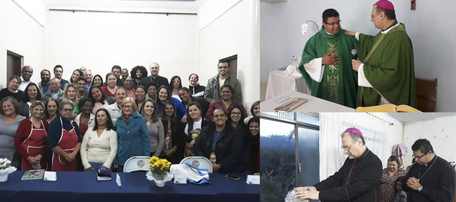 Visita Pastoral à Paróquia São Francisco e São Rafael