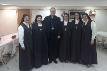 Madre Raquel Canôas é a nova Madre Geral das Carmelitas Mensageiras (CMES)