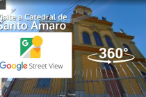 Catedral de Santo Amaro pode ser visitada em tour virtual no Google
